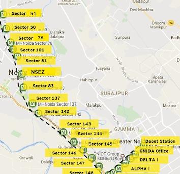 Welcome to Noida Metro Rail Corporation Ltd